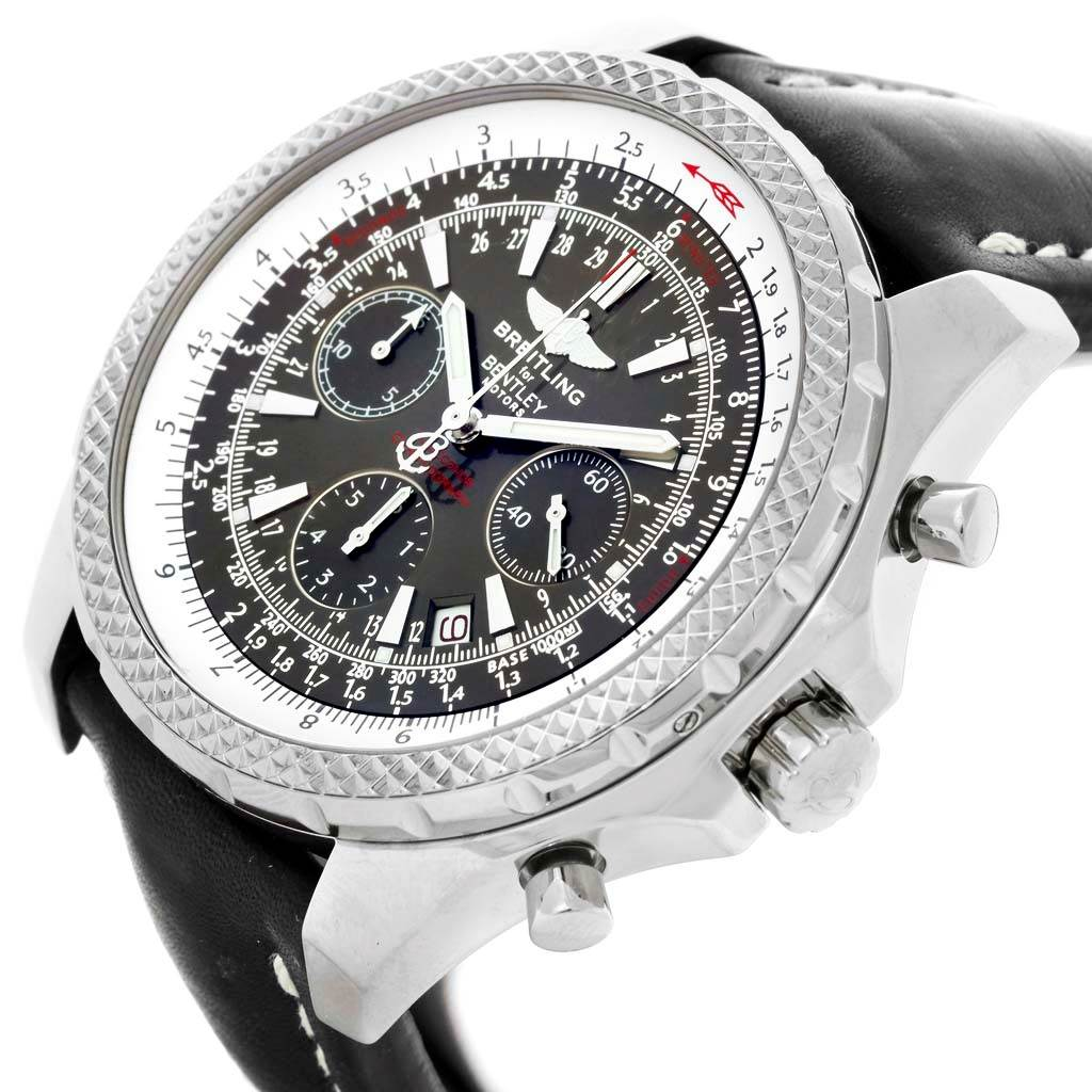 special edition black stainless bentley mens products neofashion dial motors steel neofashionstore watch breitling luxury