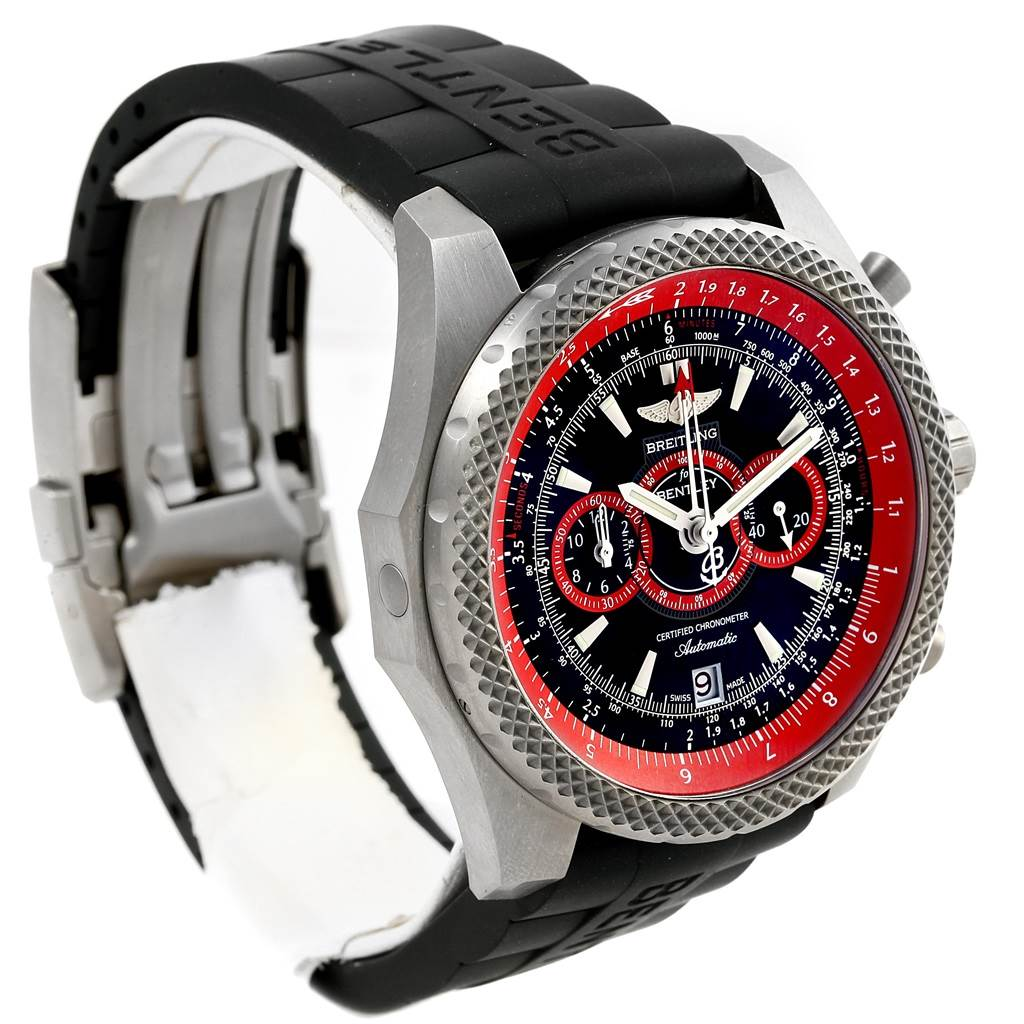 17281 Breitling Bentley Super Sports Limited Edition Watch E27365 Box Papers SwissWatchExpo