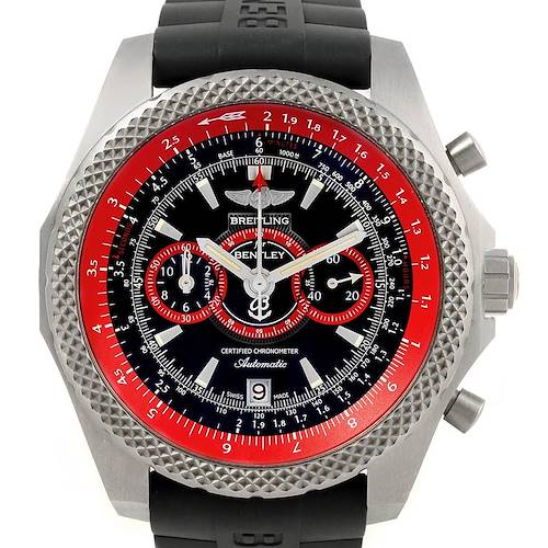 Photo of Breitling Bentley Super Sports Limited Edition Watch E27365 Box Papers