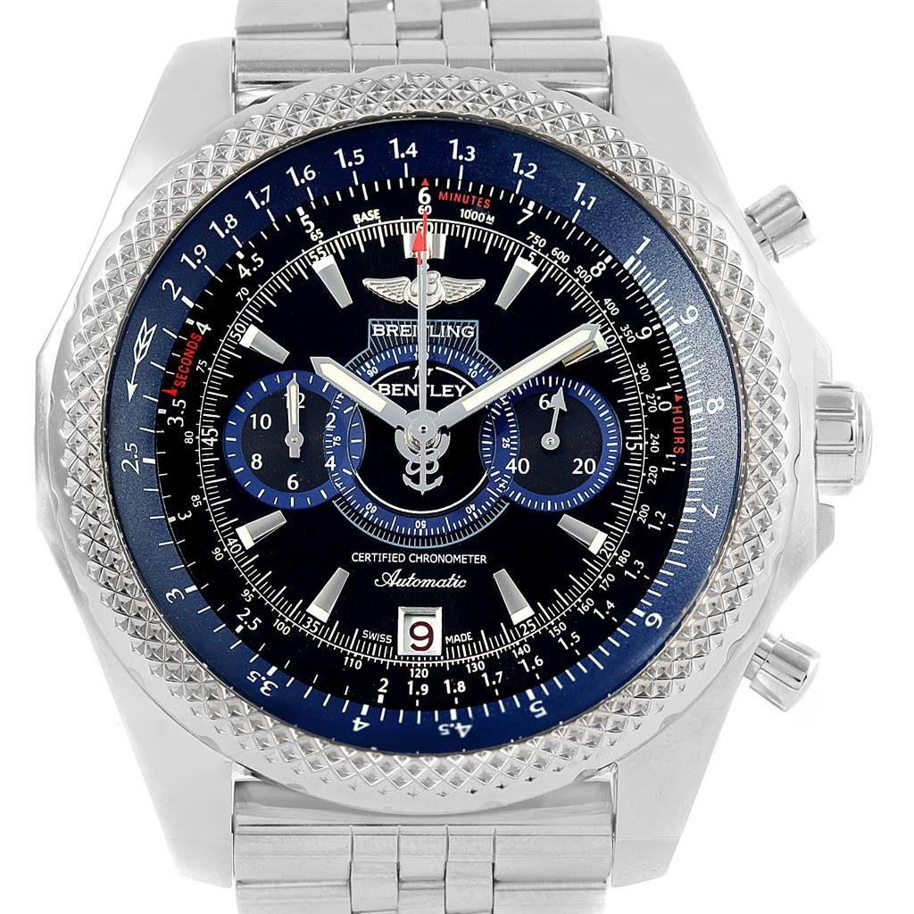 17392 Breitling Bentley Supersports Chronograph Limited Edition Watch A26364 SwissWatchExpo