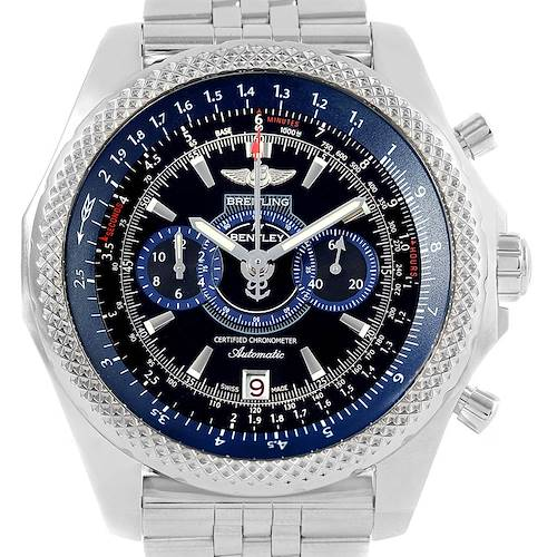 Photo of Breitling Bentley Supersports Chronograph Limited Edition Watch A26364
