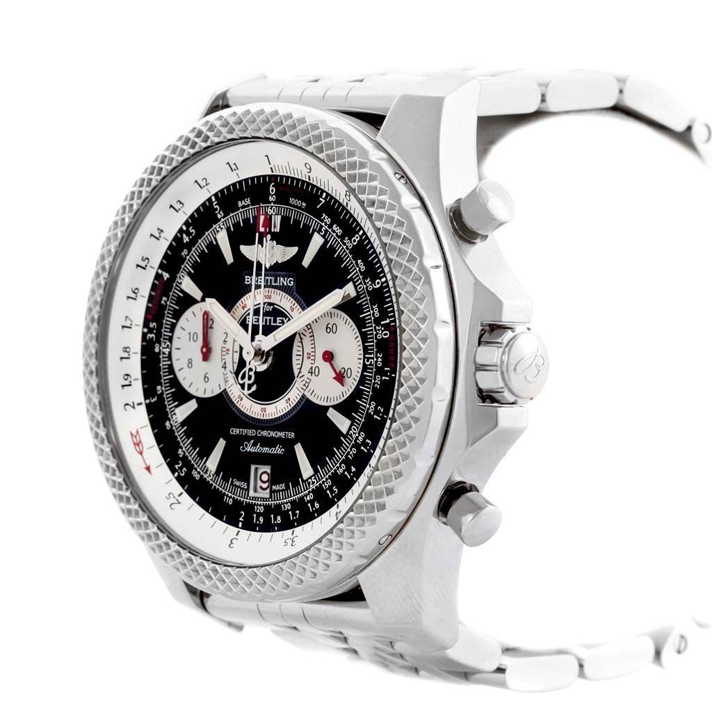 18092 Breitling Bentley Supersports Chronograph Limited Edition Watch A26364 SwissWatchExpo