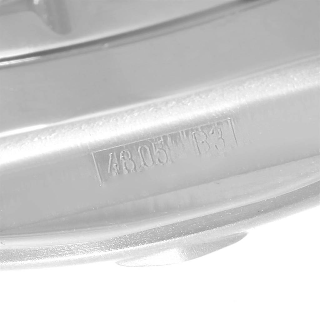 9388X Breitling Bentley Motors Chrono Silver Dial Steel Mens Watch A44362 SwissWatchExpo