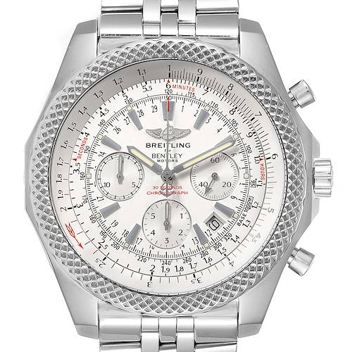 Photo of Breitling Bentley Motors Special Edition Chronograph Mens Watch A25364