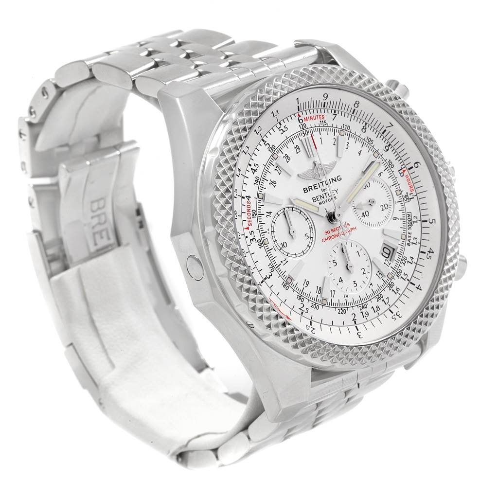 19407 Breitling Bentley Motors Special Edition Chronograph Mens Watch A25364 SwissWatchExpo