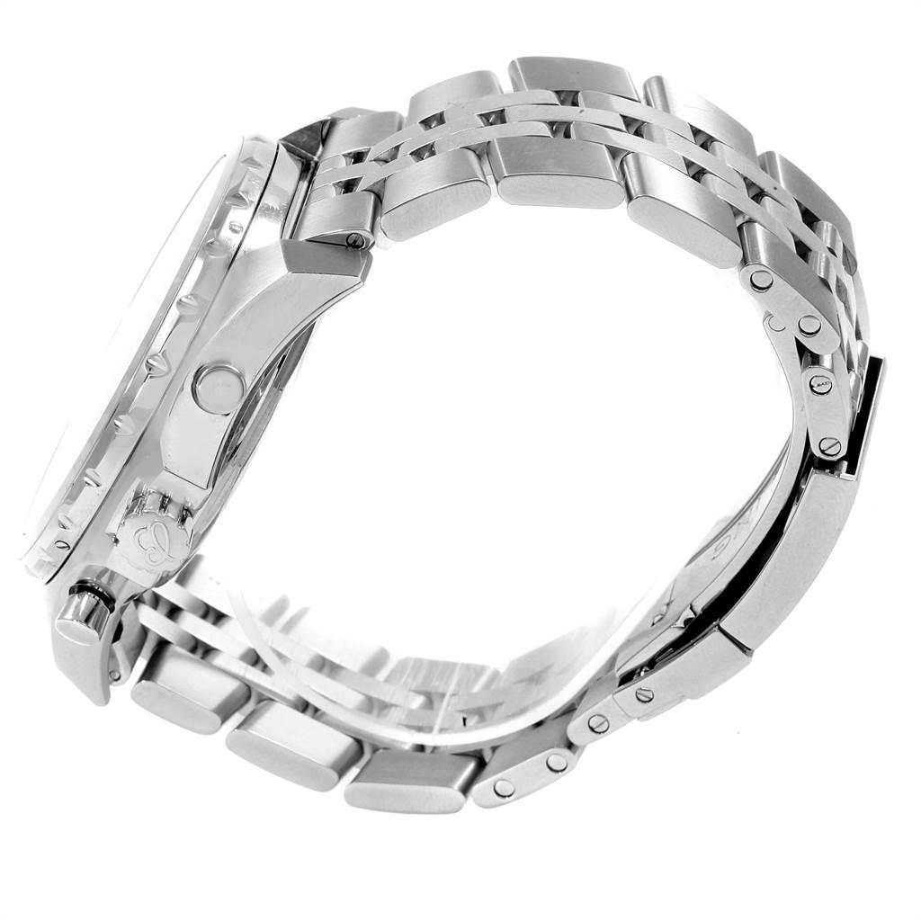 Breitling Bentley Motors T Grey Dial Chronograph Watch A25363 Box SwissWatchExpo