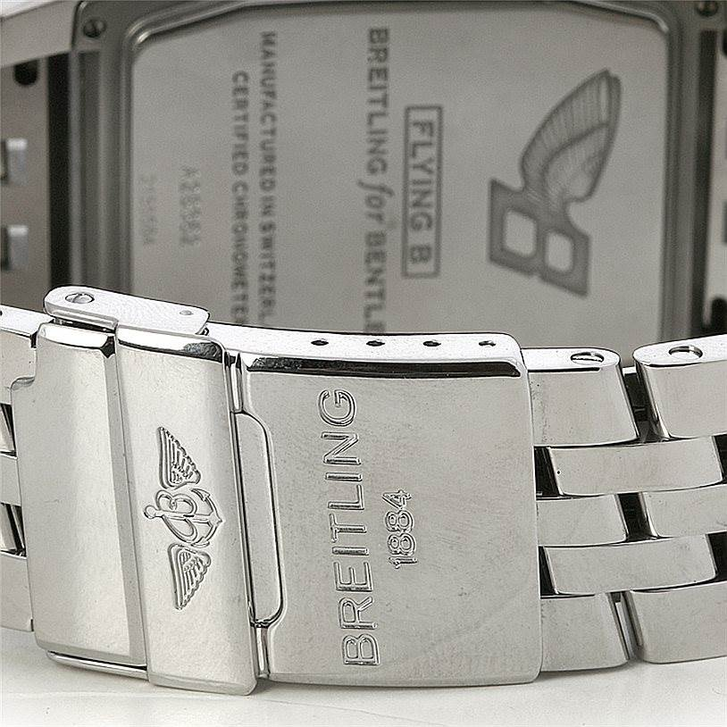 2453 Breitling Bentley Flying B Jump Hour Watch A2836212/c722-SS SwissWatchExpo