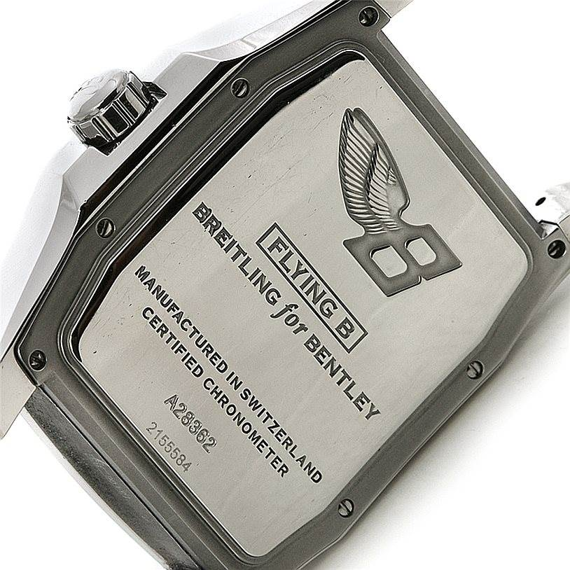 Breitling Bentley Flying B Jump Hour Watch A2836212/c722-SS SwissWatchExpo