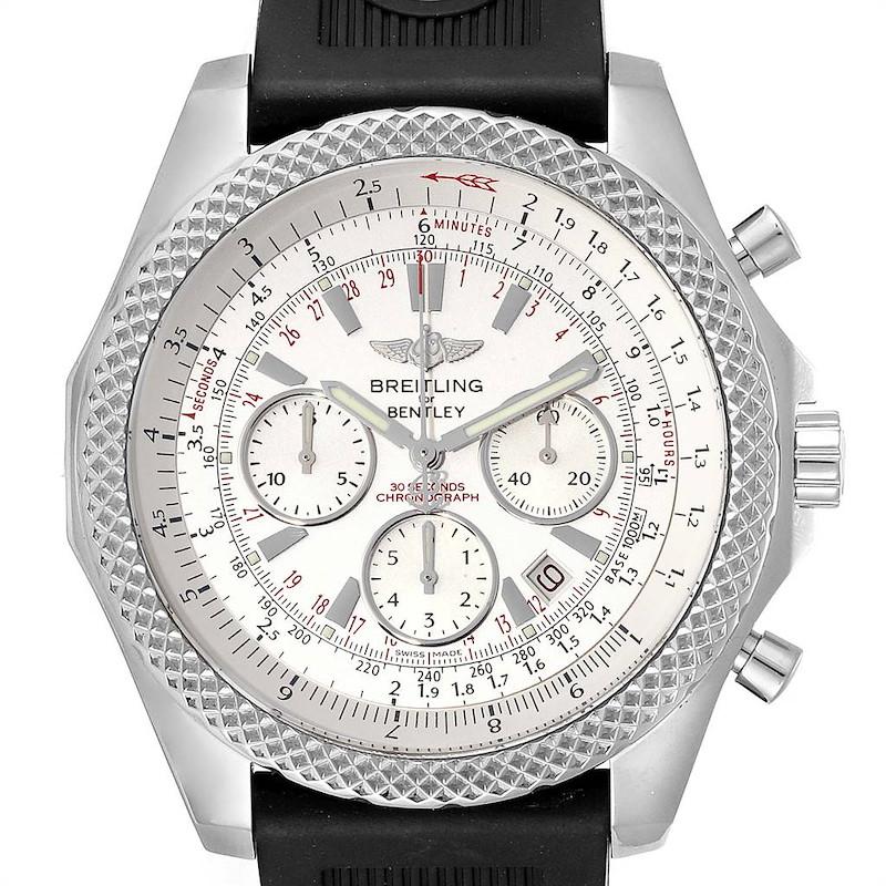 Breitling Bentley Motors Special Edition Mens Watch A25364 Box Paper SwissWatchExpo