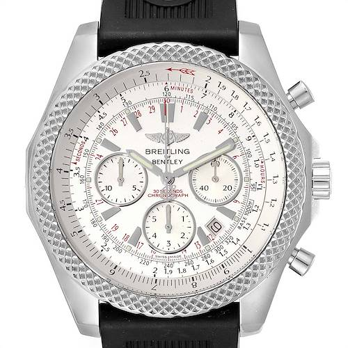 Photo of Breitling Bentley Motors Special Edition Mens Watch A25364 Box Paper