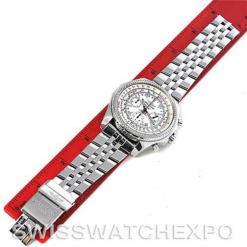 4232 Breitling Bentley Motors Chronograph Mens Watch A25362 SwissWatchExpo