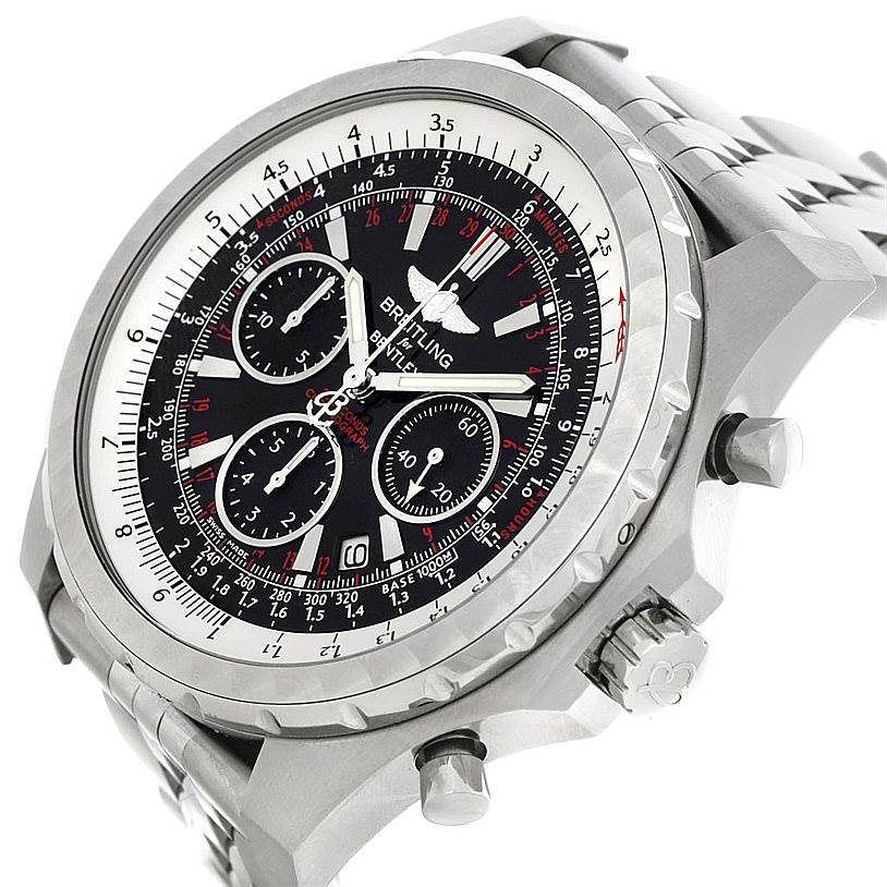 breitling bentley motors t a25363 watch