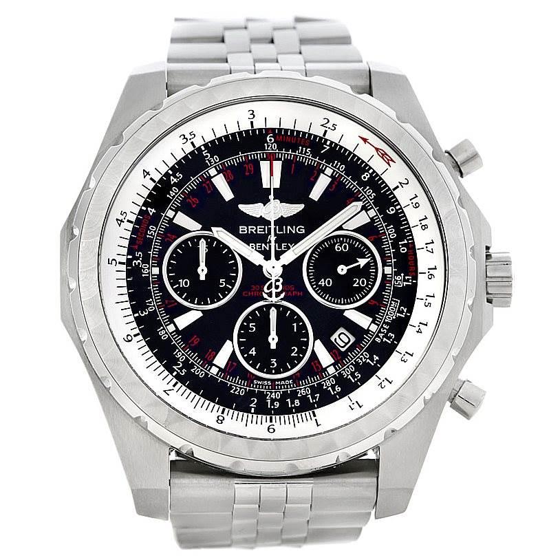 Breitling bentley replica watch price for Breitling for bentley motors watch price
