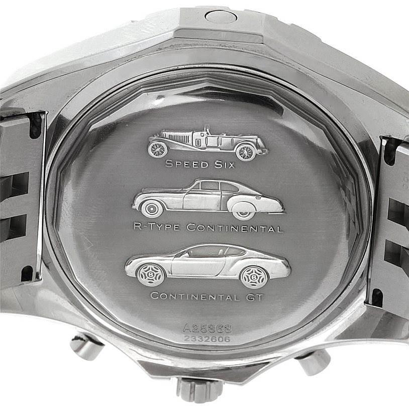 Breitling Bentley Motors T A25363 Watch SwissWatchExpo
