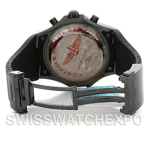 Breitling Bentley GMT Midnight Carbon Watch M47362 LE 149/150 SwissWatchExpo