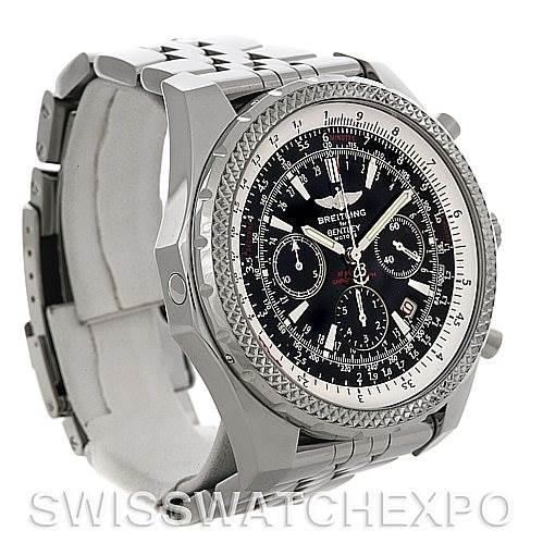 Breitling Bentley Motors Chronograph Mens Watch A25362 SwissWatchExpo
