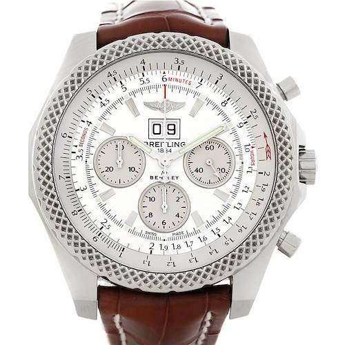 Photo of Breitling for Bentley Speed Steel Watch A44364