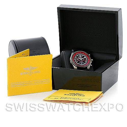 Breitling Bentley Super Sports Watch 564 out of 1000 LE E27365 SwissWatchExpo