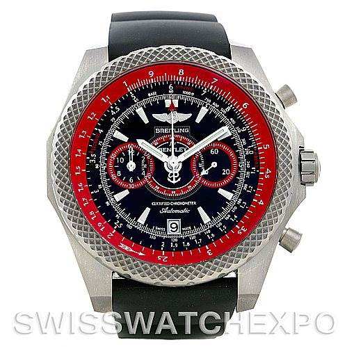 5597P Breitling Bentley Super Sports Watch 564 out of 1000 LE E27365 SwissWatchExpo