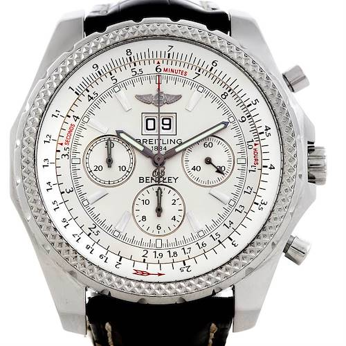 Photo of Breitling for Bentley Speed Steel Watch A44362