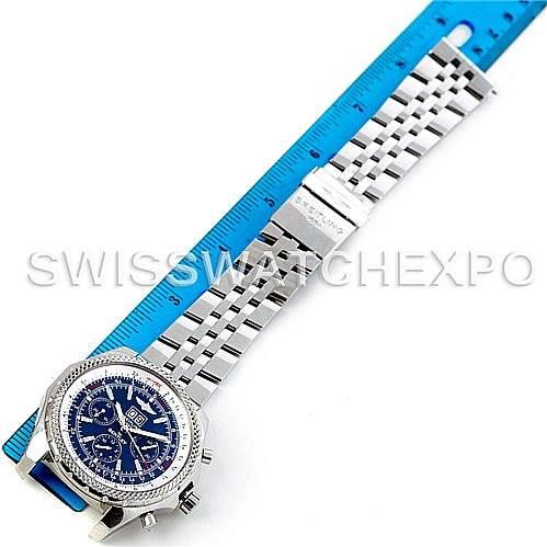 Breitling Bentley Motors Chronograph Mens Watch A44362 SwissWatchExpo