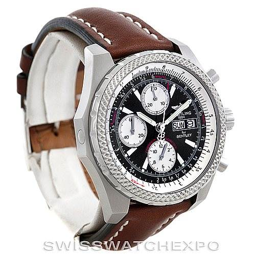 6089 Breitling Bentley GT Racing Mens Watch A13363 SwissWatchExpo