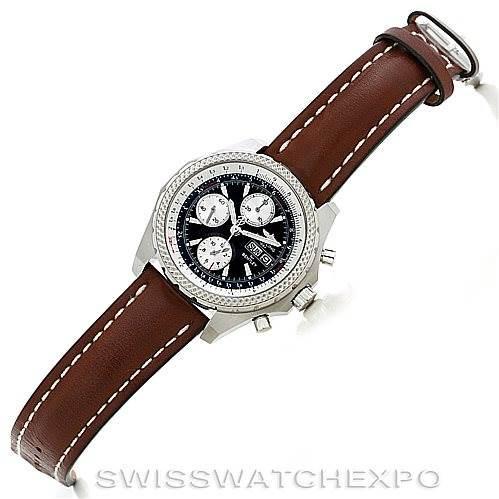 Breitling Bentley GT Racing Mens Watch A13363 SwissWatchExpo