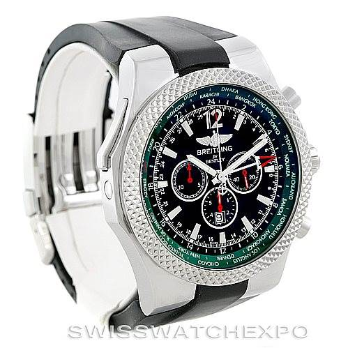 6531 Breitling Bentley WorldTimer Chronograph GMT LE Watch A47362 SwissWatchExpo