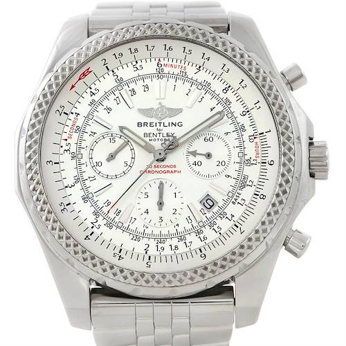 Photo of Breitling Bentley Motors Chronograph Mens Watch A25362