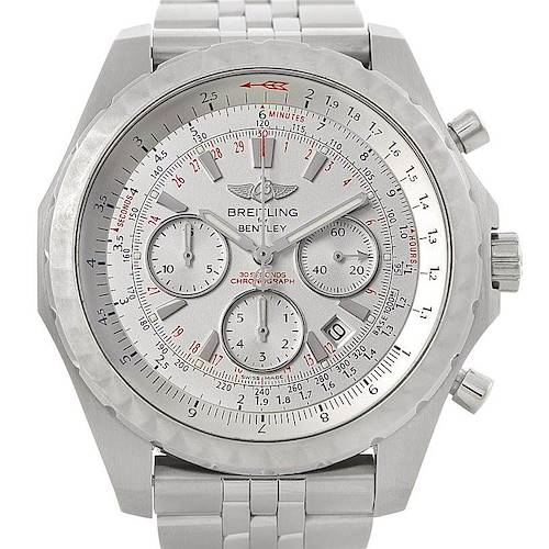 Photo of Breitling Bentley Motors T Speed Chronograph Mens Watch A25365