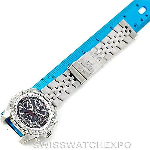 7433 Breitling Bentley Motors T Mens Steel Watch A25363 SwissWatchExpo