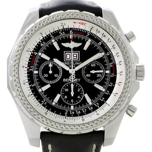 Photo of Breitling Bentley Motors Chronograph Mens Watch A44362