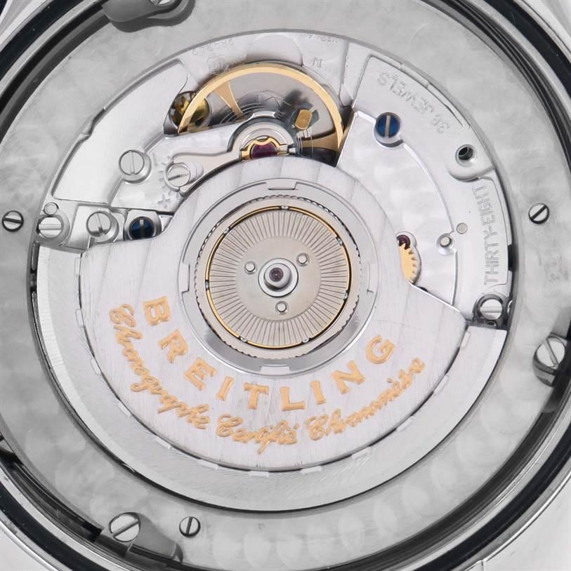 Breitling Chronomat Blackbird Red Strike Limited Mens Watch A44359 SwissWatchExpo