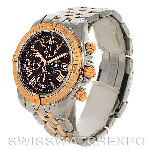 Breitling  Chronomat Evolution C1335611/K515-TT Watch SwissWatchExpo