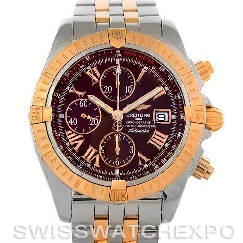 Photo of Breitling  Chronomat Evolution C1335611/K515-TT Watch