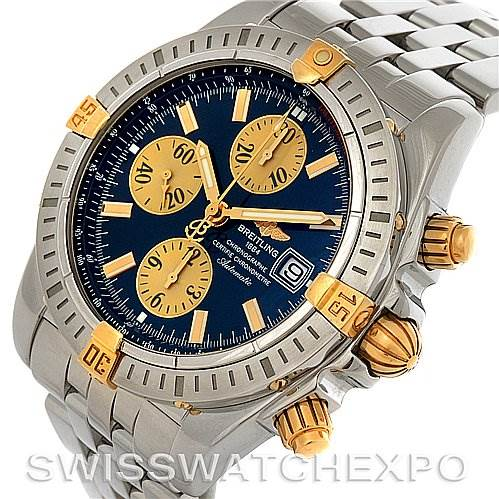 2896 Breitling Chronomat Evolution B1335611 Watch SwissWatchExpo