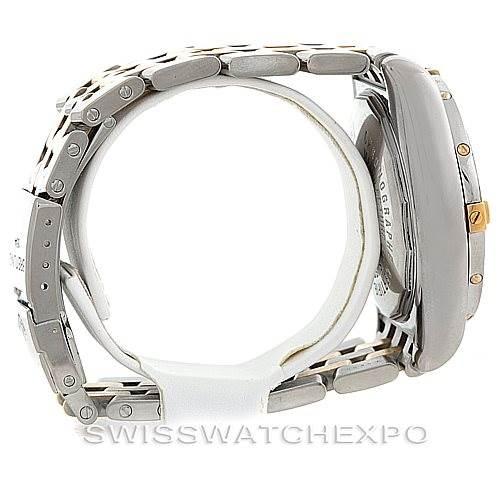 6103 Breitling Chronomat Steel 18K Gold Watch B13356 SwissWatchExpo