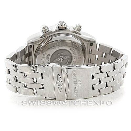 Breitling Chronomat Evolution Limited Edition Mens Watch A13356 SwissWatchExpo