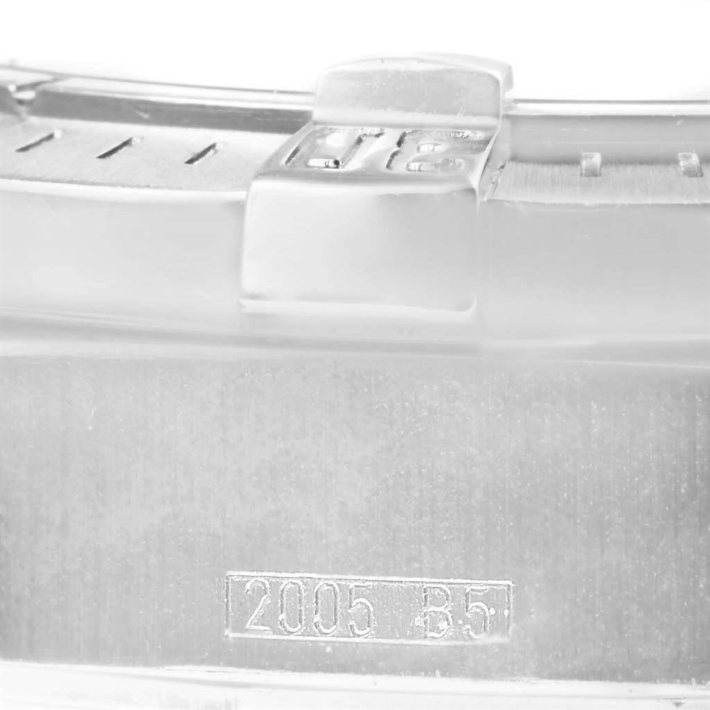 15188 Breitling Colt Quartz Blue Dial Stainless Steel Mens Watch A74380 SwissWatchExpo