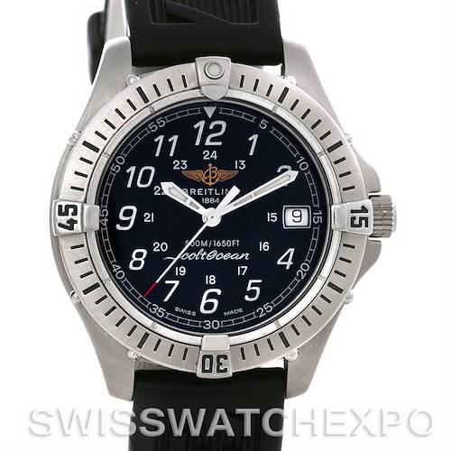 Photo of Breitling Colt Stainless Steel Mens Watch A64050