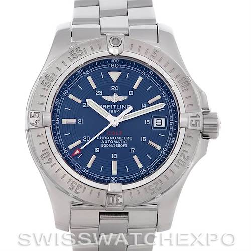 Photo of Breitling Colt Automatic Stainless Steel Mens Watch A17380