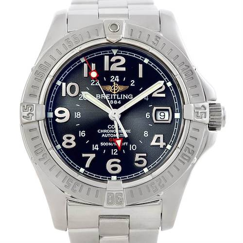 Photo of Breitling Colt Chronometer GMT Automatic Watch A32350