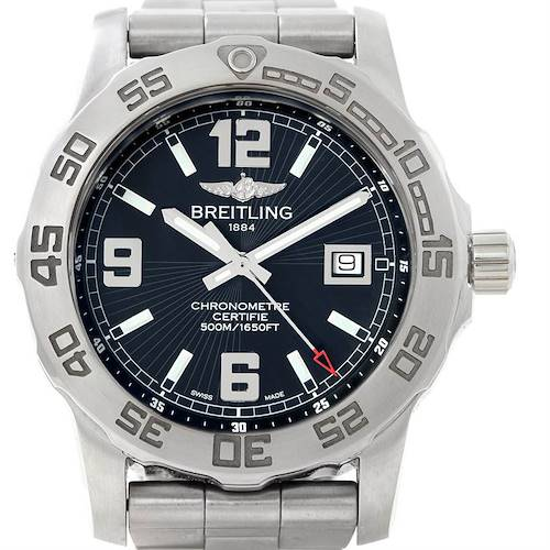 Photo of Breitling Colt 44 Quartz Stainless Steel Mens Watch A74387