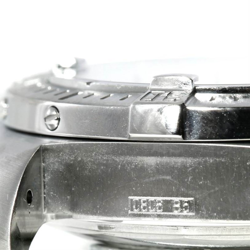 Breitling Colt II Quartz Stainless Steel Mens Watch A74380 SwissWatchExpo