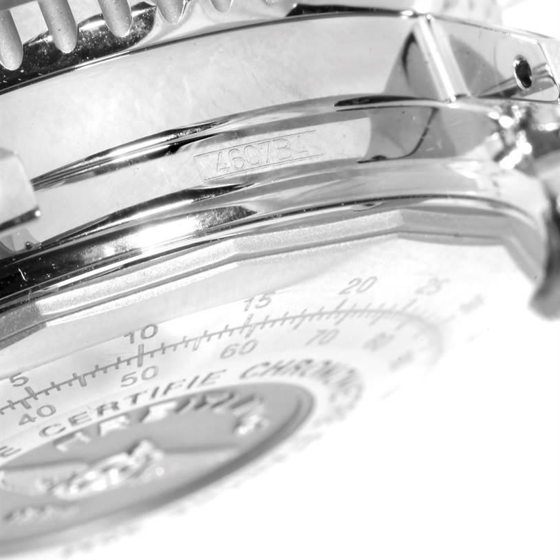 10169 Breitling Navitimer Cosmonaute Chronograph Mens Watch A22322 SwissWatchExpo