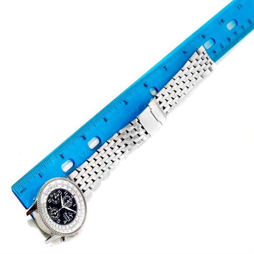 10331 Breitling Navitimer Montbrillant Olympus Men's Watch A19350 SwissWatchExpo