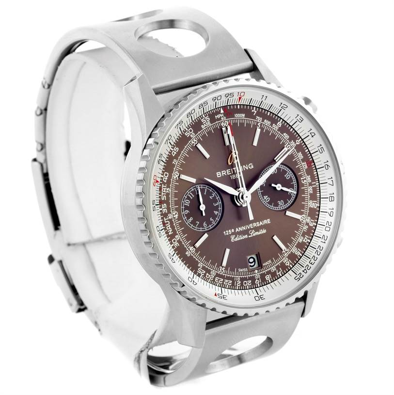 Breitling Navitimer 125th Anniversary Limited Edition Watch A26322 SwissWatchExpo