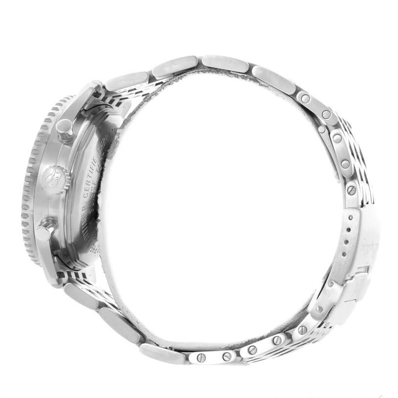 11506 Breitling Navitimer 50th Anniversary Chronograph Watch A41322 Unworn SwissWatchExpo
