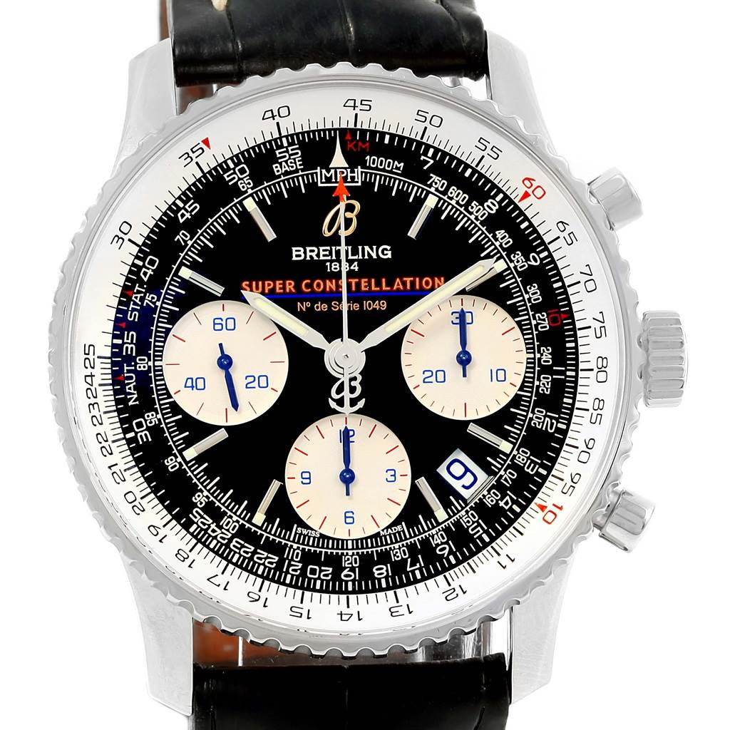 Breitling Navitimer Super Constellation Limited Edition Watch A13322 SwissWatchExpo