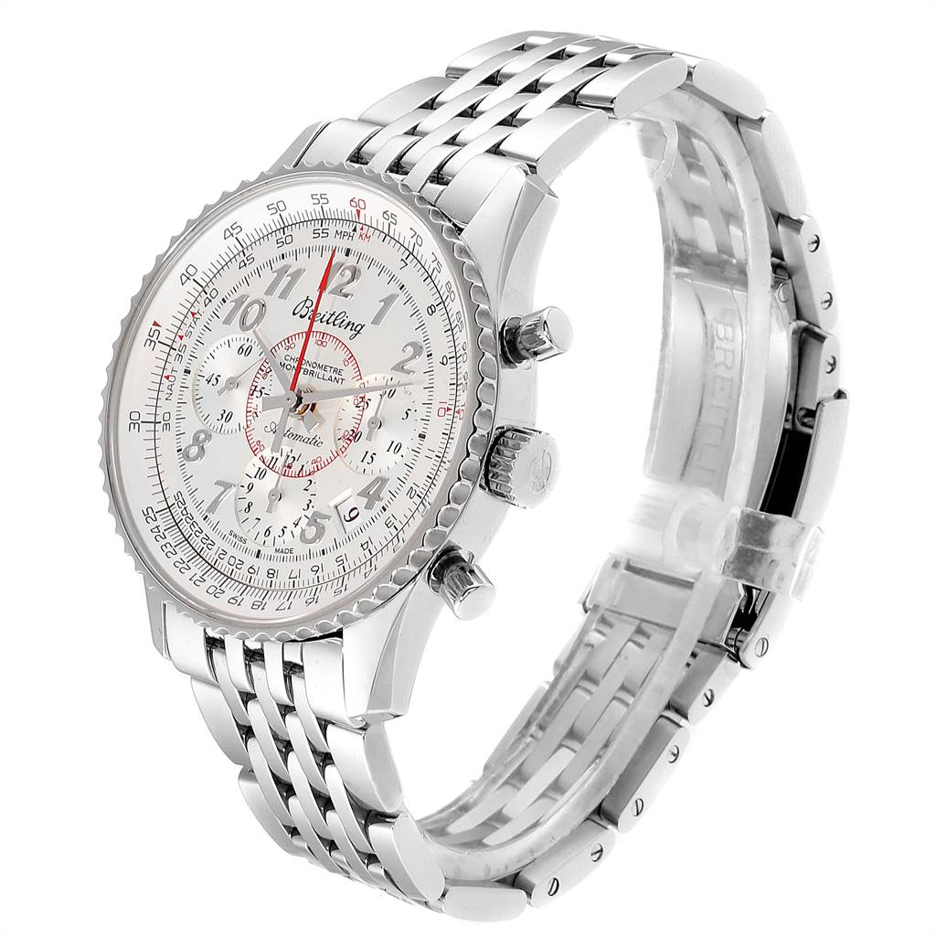 Breitling Navitimer Montbrillant 01 Limited Edition Mens Watch AB0131 SwissWatchExpo